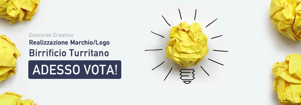Concorso Creativo - Realizzazione Marchio/Logo Birrificio Turritano