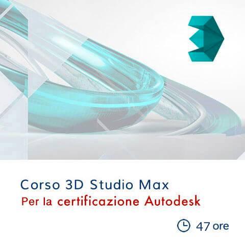 Corso 3D Studio