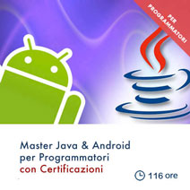 Corso Java SE Android