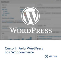 Corso WordPress per Web Designer