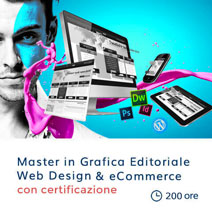 Master Grafica e Web Design