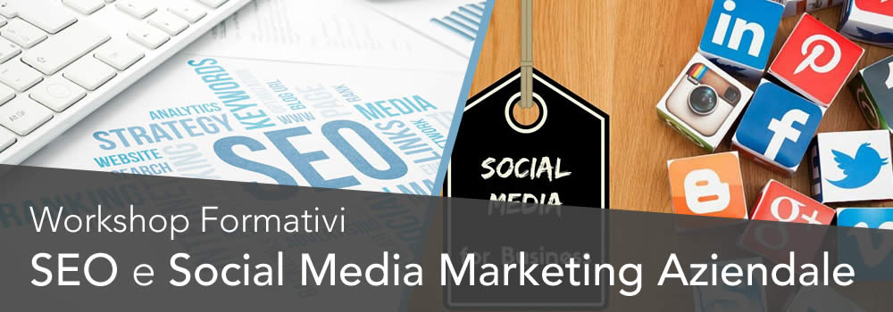 Workshop Seo e Social Media Marketing