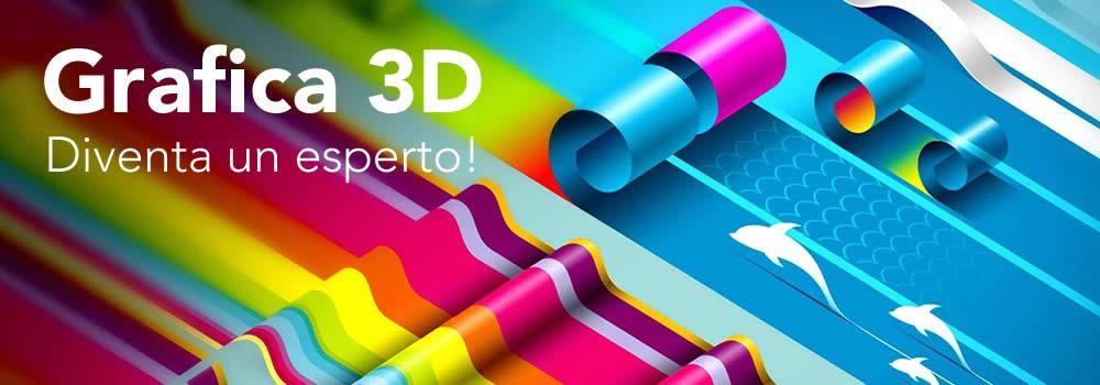 Corsi Grafica 3D in Promozione